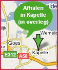 Afhalen in Kapelle (in overleg)
