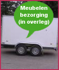Meubelen bezorging (in overleg)